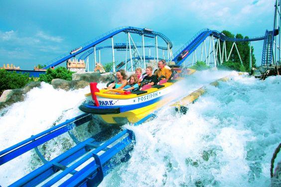 Europa-Park - największy park rozrywki w Niemczech