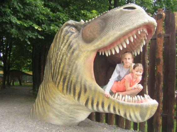 Rybnicki Dino Park zmienia lokalizację