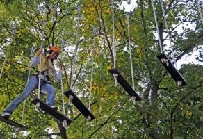Park Linowy Cascader Park  rabat