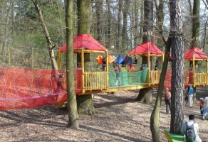 Mini Park Linowy Zoolandia - Łódź rabat