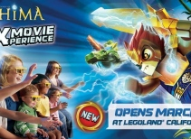 Legends of Chima 4D Movie X-perience
