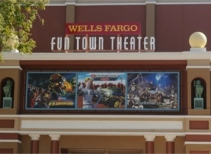 Wells Fargo 4-D Theater