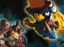 LEGO® 4D Cinema - The LEGO Movie 4D A New Adventure