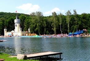 Park Rosenau - Zaginione Miasto rabat