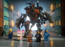 THE LEGO® MOVIE™ 4D - A New Adventure