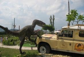 Dinolandia rabat
