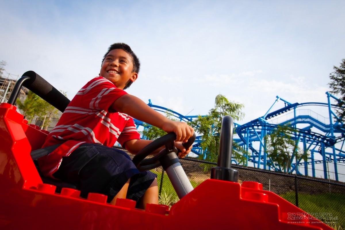 W sobotę zostanie otworzony największy Legoland na świecie
