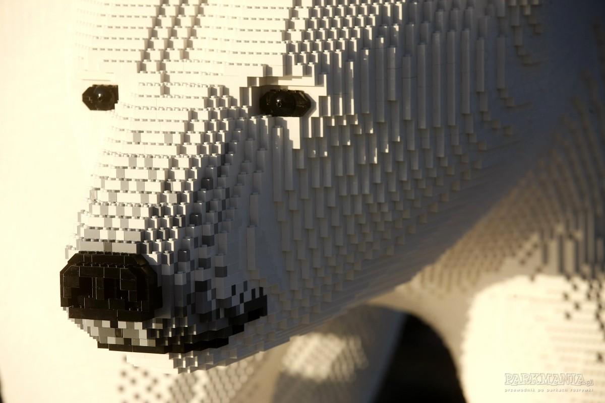 Duński Legoland otwiera Polarną Krainę z prawdziwymi pingwinami