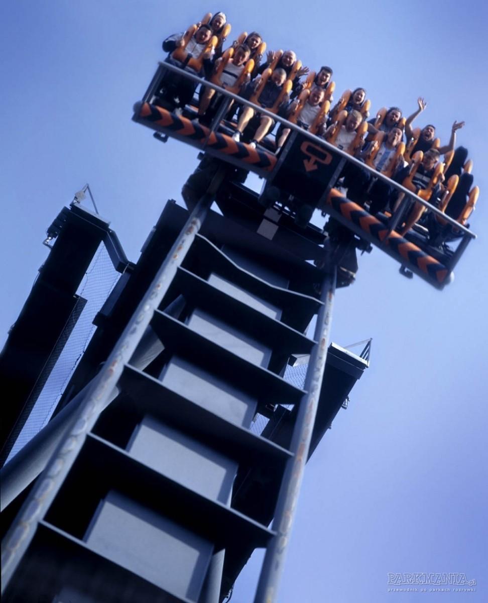 Walentynkowe bicie rekordu na największym rollercoasterze w Alton Towers