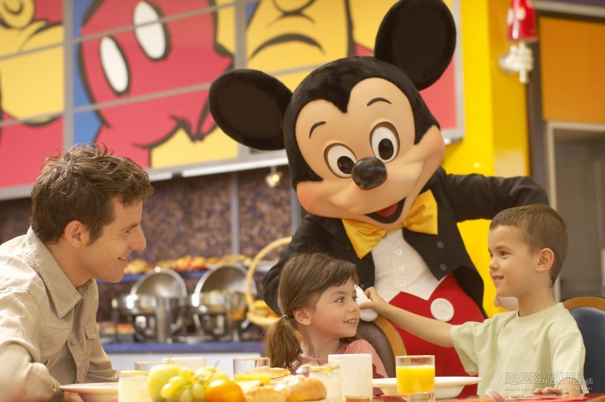 Bilety do Disneylandu pod Paryżem do kupienia na Parkmania.pl