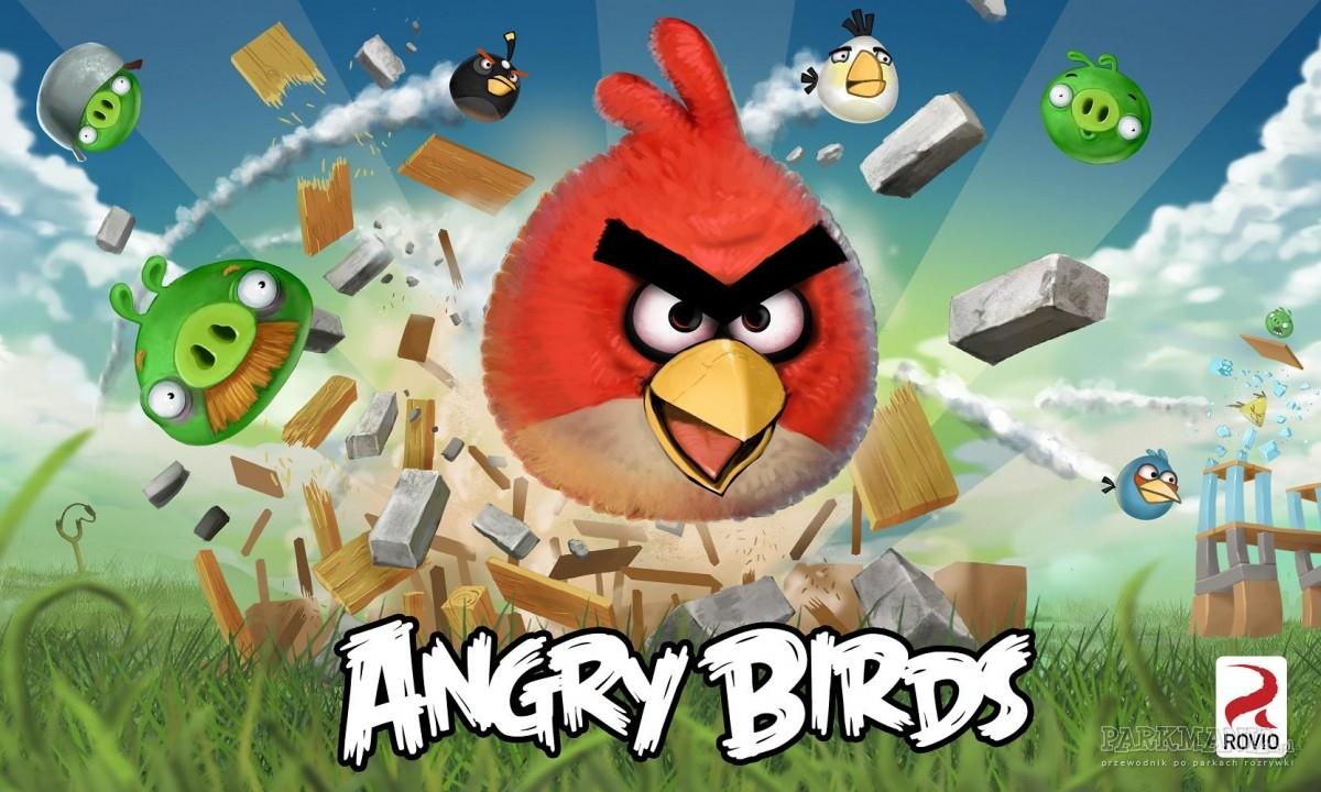 [WIDEO] Angry Birds Land - park rozrywki inspirowany grą na smartfony
