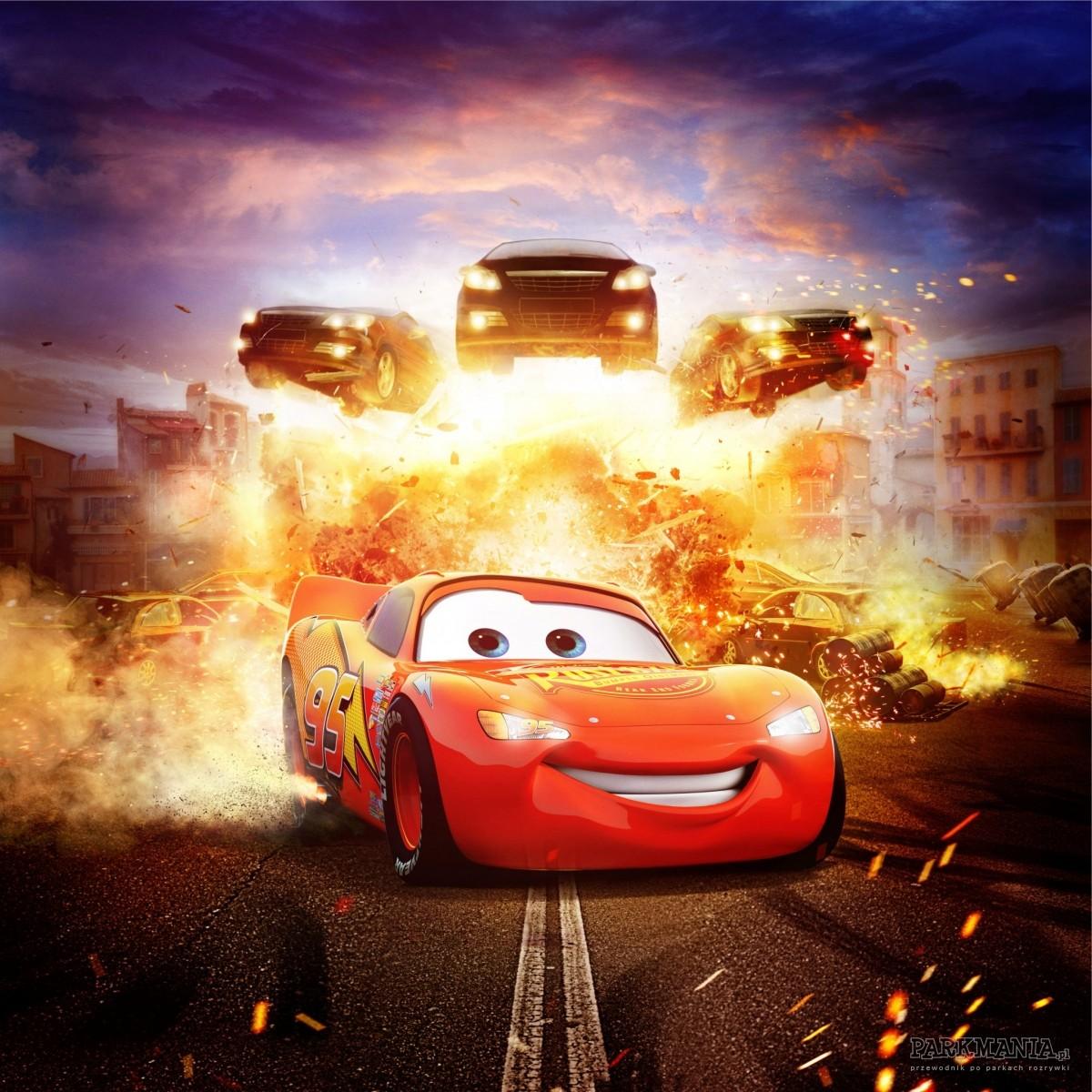 W kalifornijskim Disneylandzie w czerwcu otworzony zostanie 'Cars Land'