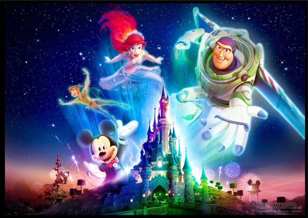 Nowe atrakcje na 20. urodziny Disneylandu w Paryżu