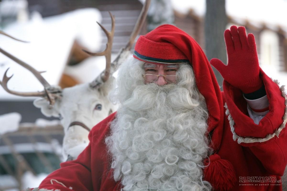 Zimowa wycieczka z dziećmi: z wizytą u Świętego Mikołaja