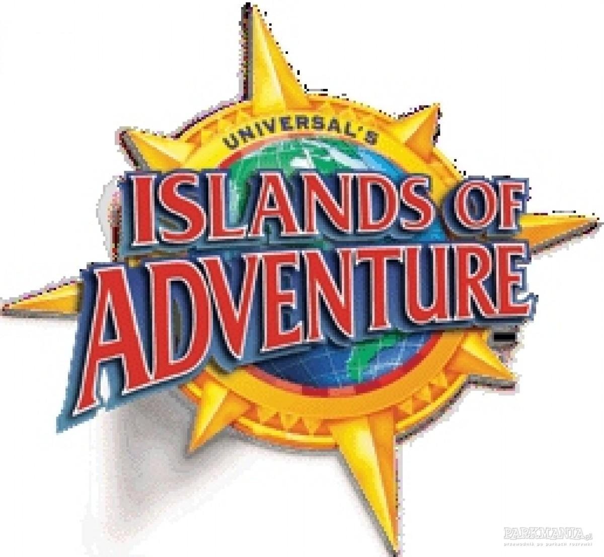 Islands of Adventure - przygoda to za mało powiedziane!