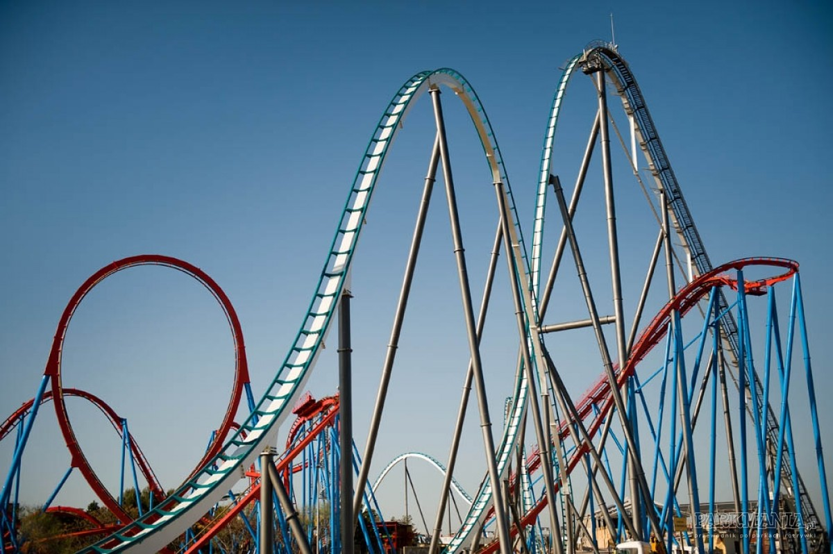 [WIDEO] Shambhala - najwyższy rollercoaster w Europie już działa