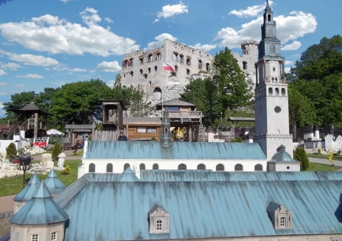 Twierdza Jasna Góra nową atrakcją w Parku Miniatur w Ogrodzieńcu