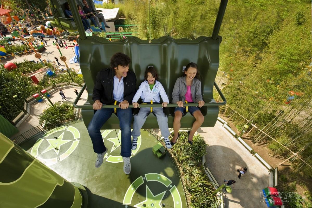 Paryski Disneyland nadal najchętniej odwiedzanym parkiem rozrywki