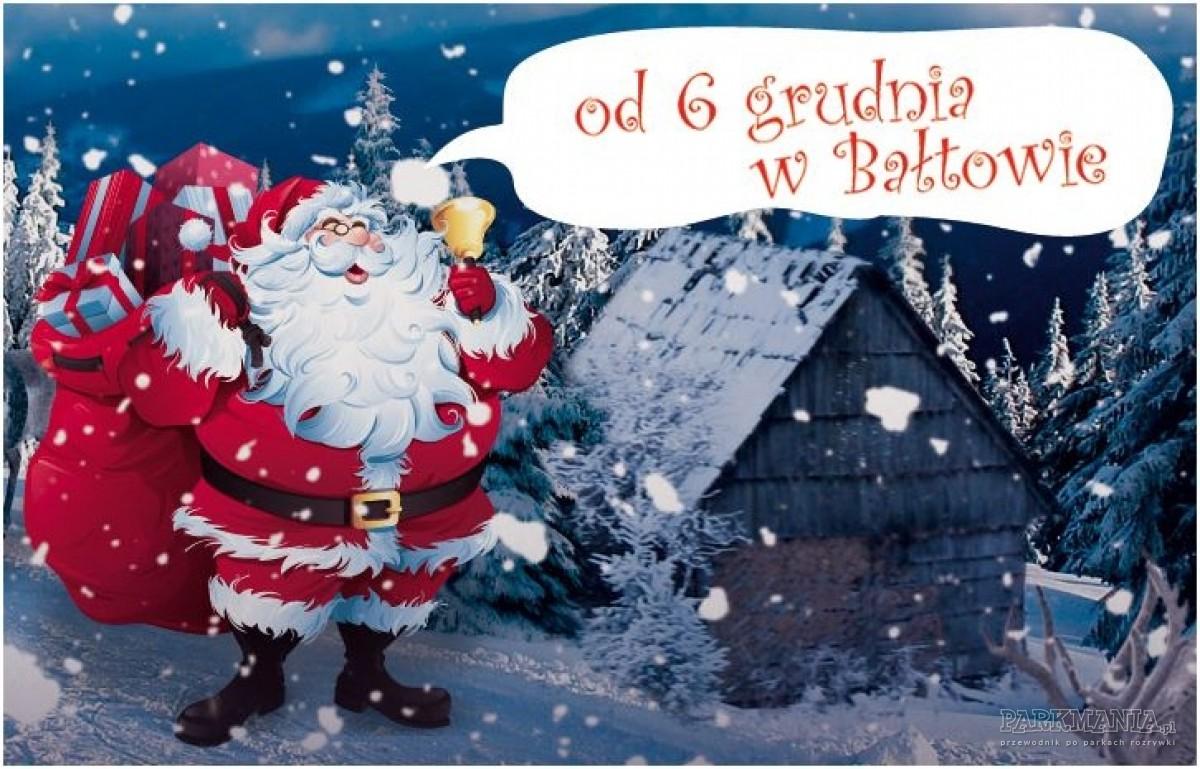 Wkrótce otwarcie Wioski Świętego Mikołaja w Bałtowie