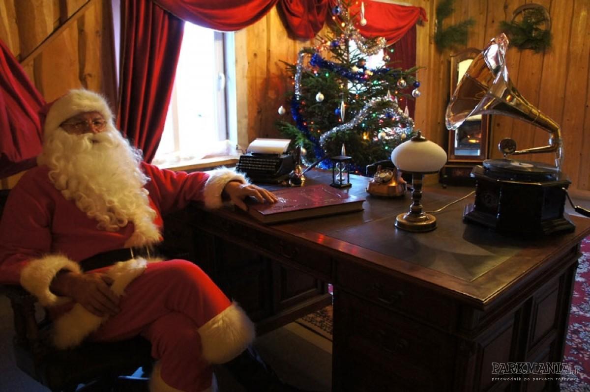 Na Farmie Iluzji też zamieszkał Święty Mikołaj