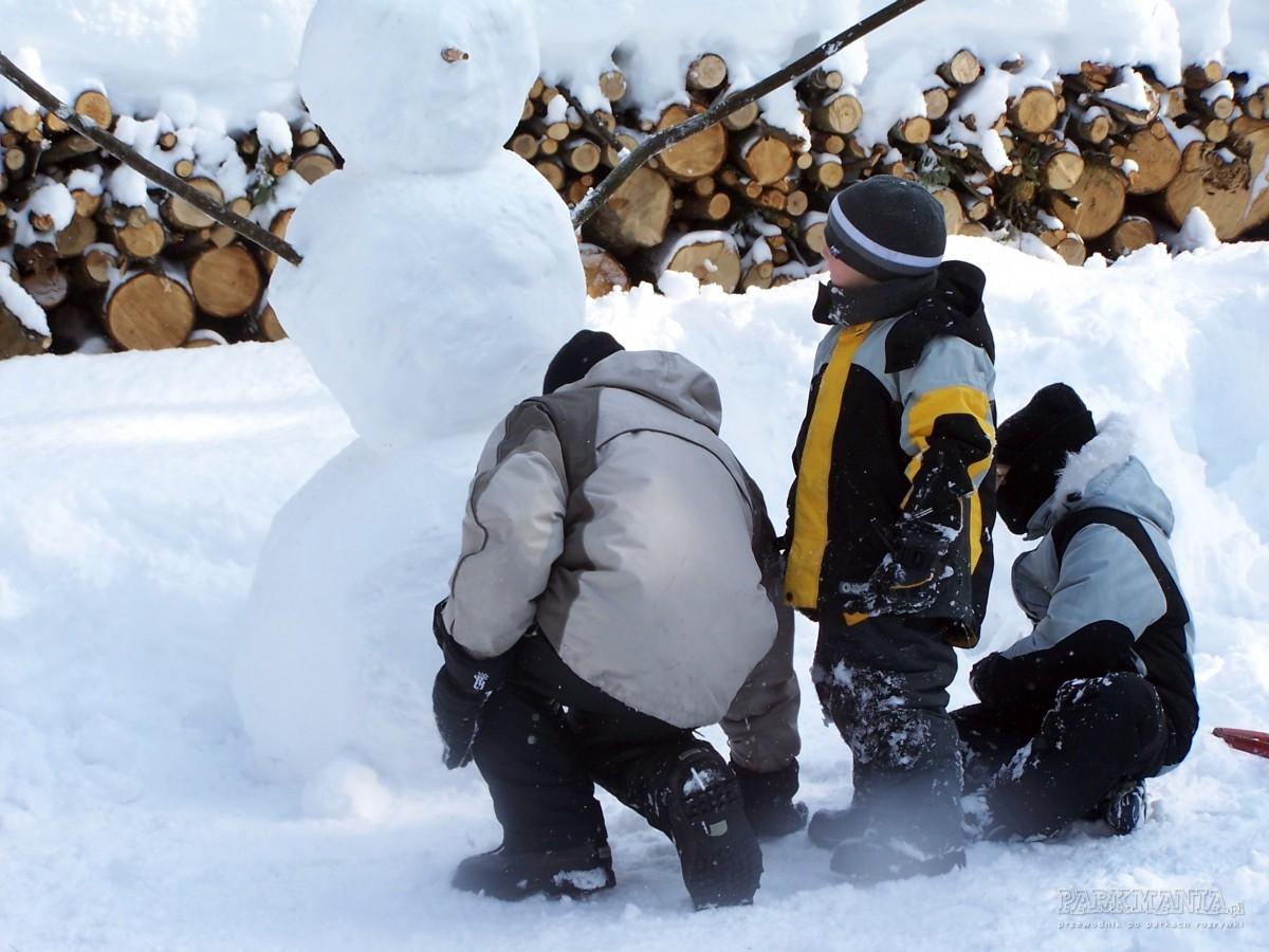 Dokąd na ferie zimowe z dziećmi