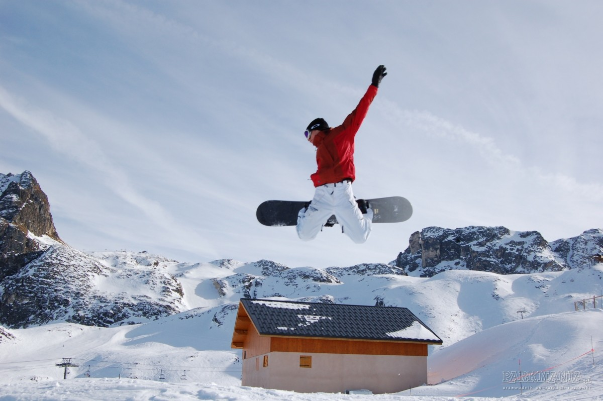 Snowboardowo, odjazdowo i zjazdowo jest w całej Polsce