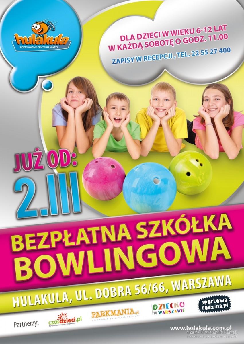 Bezpłatna szkółka bowlingowa w Hulakula