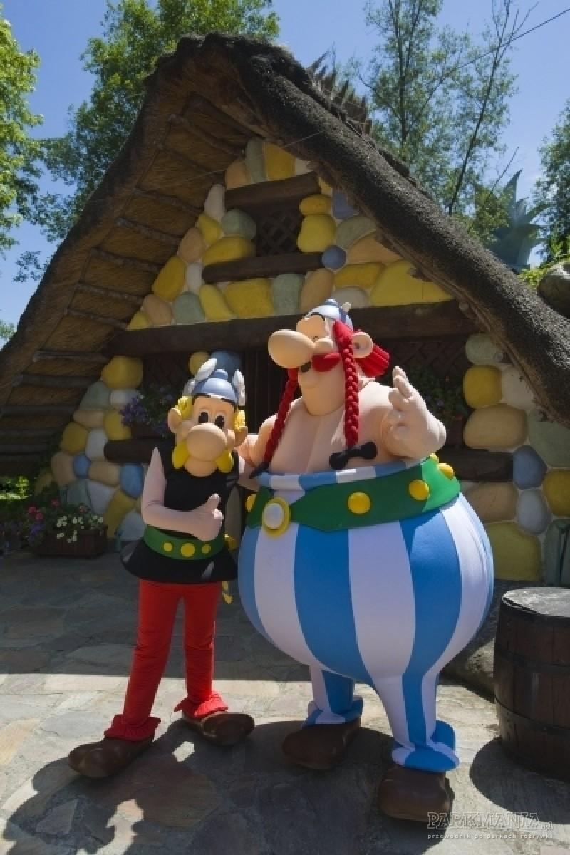 Bilety do Parc Asterix do kupienia na Parkmania.pl