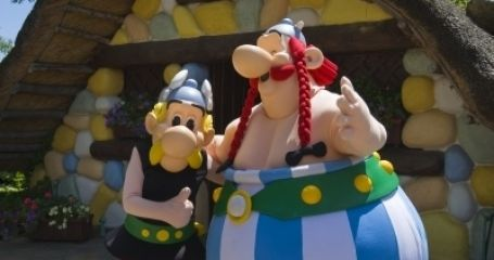 Bilety do Parc Asterix do kupienia na Parkmania.pl