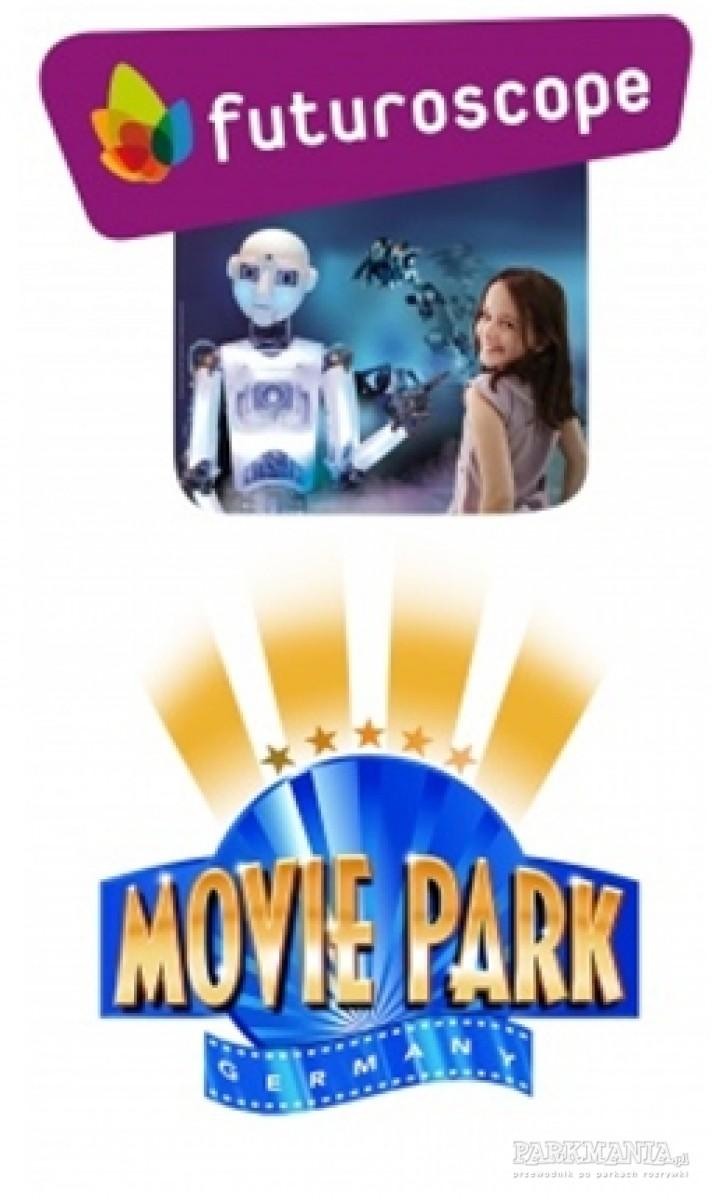 Bilety do Movie Park Germany i Futuroscope do kupienia na Parkmania.pl