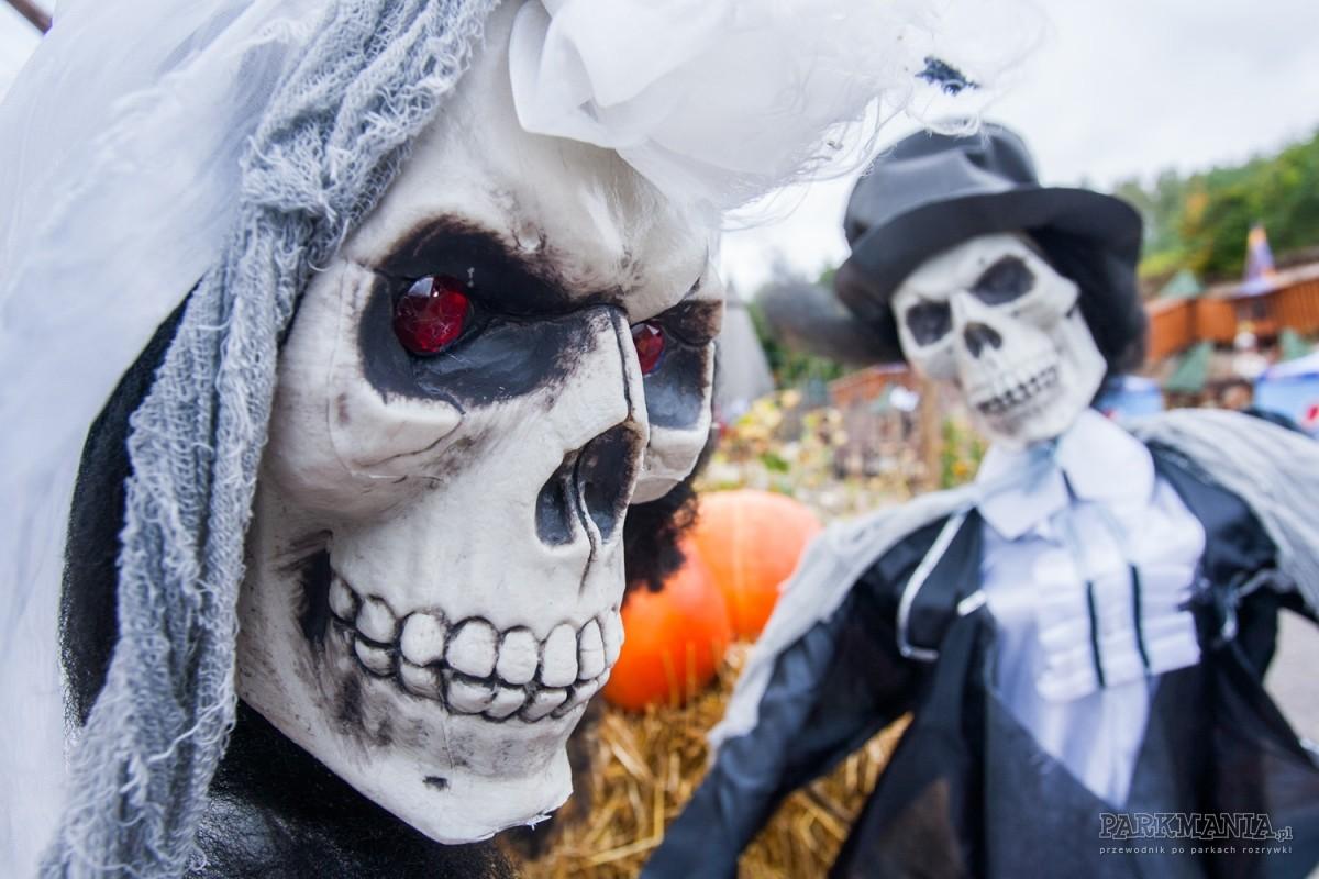 Halloween w Sabathówce - mnóstwo atrakcji dla małych i dużych