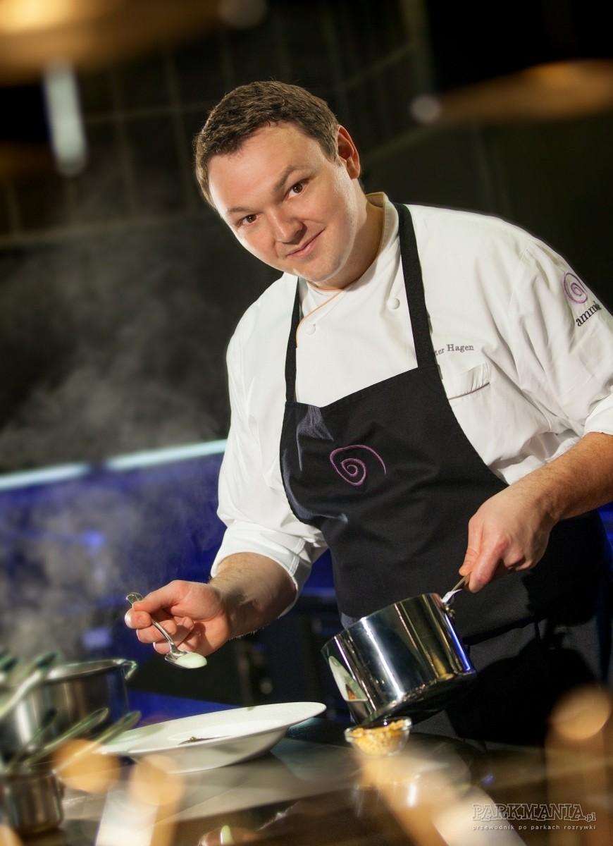 Pierwsza na świecie gwiazdka Michelin dla restauracji w parku rozrywki