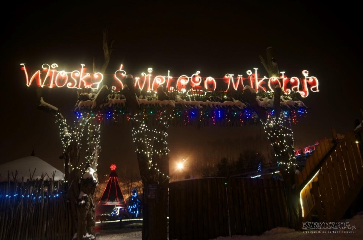 Świąteczne parki rozrywki - pomysł na aktywny weekend zimą, część 2