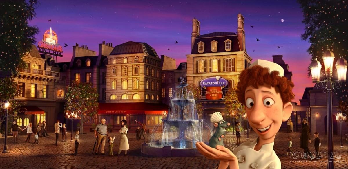 Disneyland Paris nadal w cenach promocyjnych. Otwarcie nowej atrakcji w tym roku.