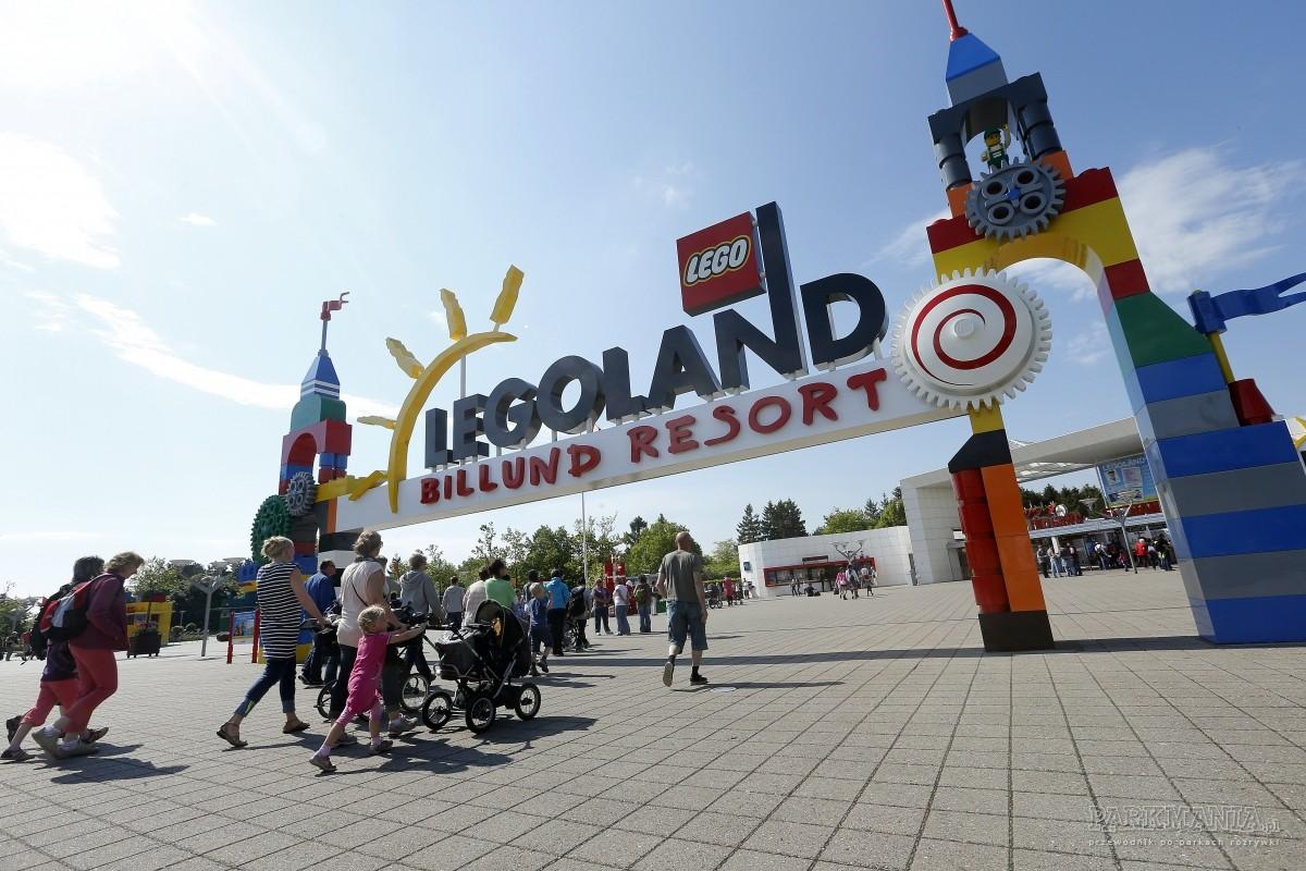 Promocyjne bilety do Legolandu w Danii do kupienia na Parkmania.pl