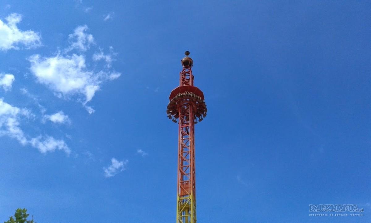 [WIDEO] Testing Attractions odwiedziło Energylandię w dniu otwarcia parku