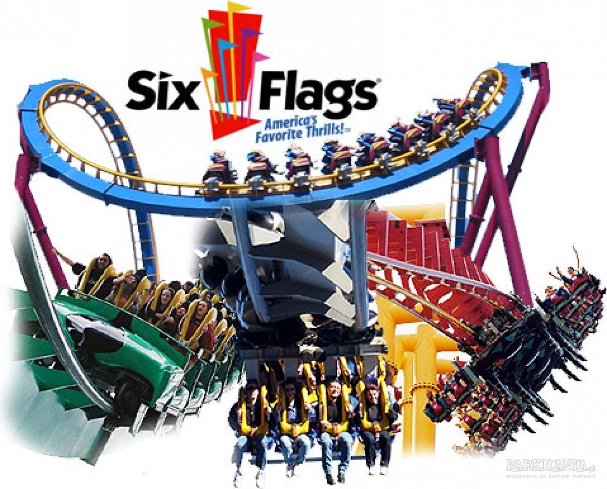 Park(i) rozrywki z największą liczbą roller coasterów - Six Flags Magic Mountain vs Cedar Point