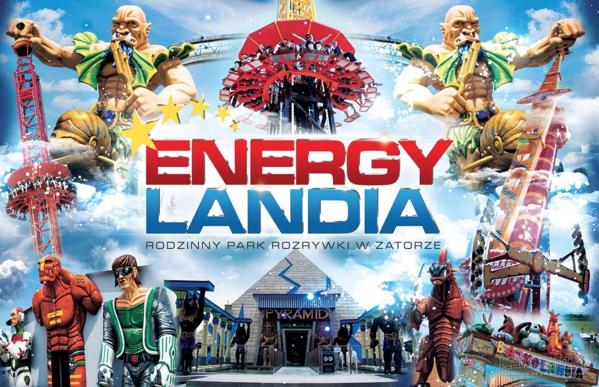 Frozen Kingdom - Testing Attractions odwiedza zimową Energylandię
