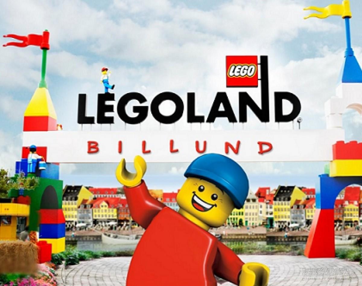 Z wizytą w duńskim Legolandzie, najstarszym na świecie parku z klockami LEGO.