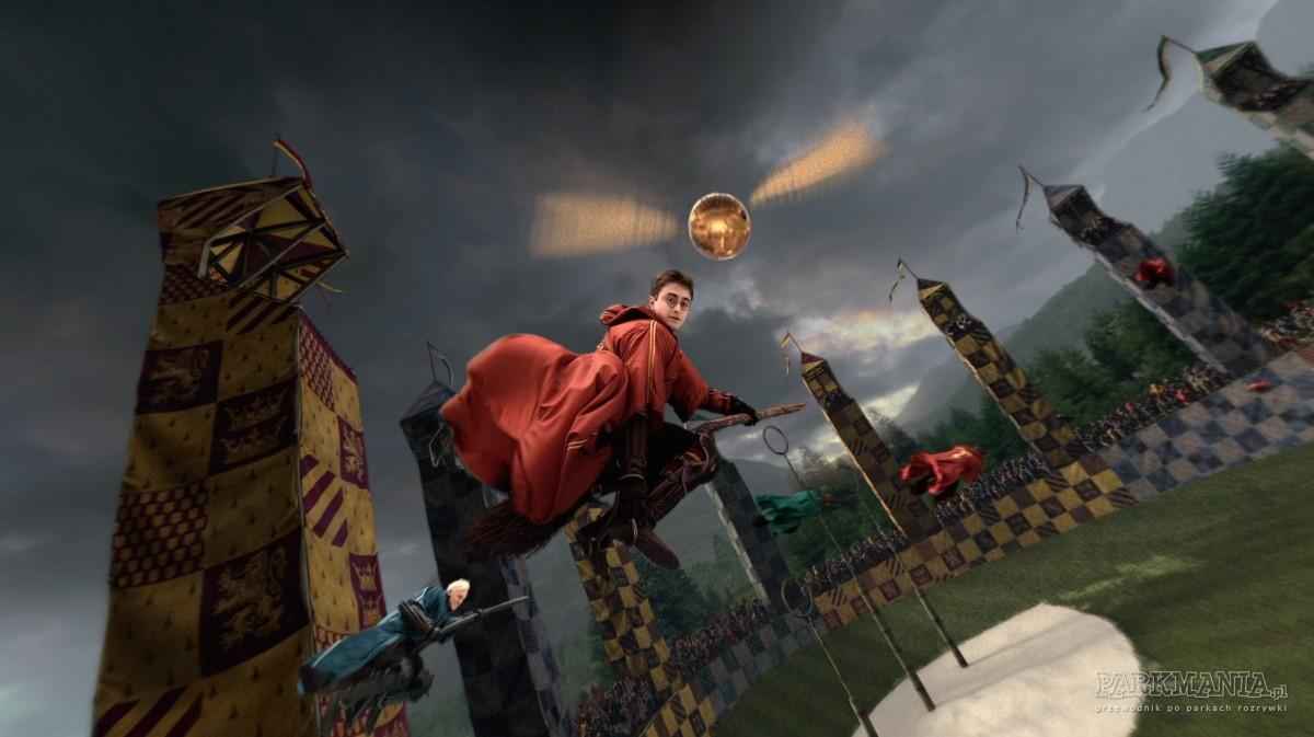 Otwarcie krainy Harry'ego Pottera w Universal Studios Hollywood