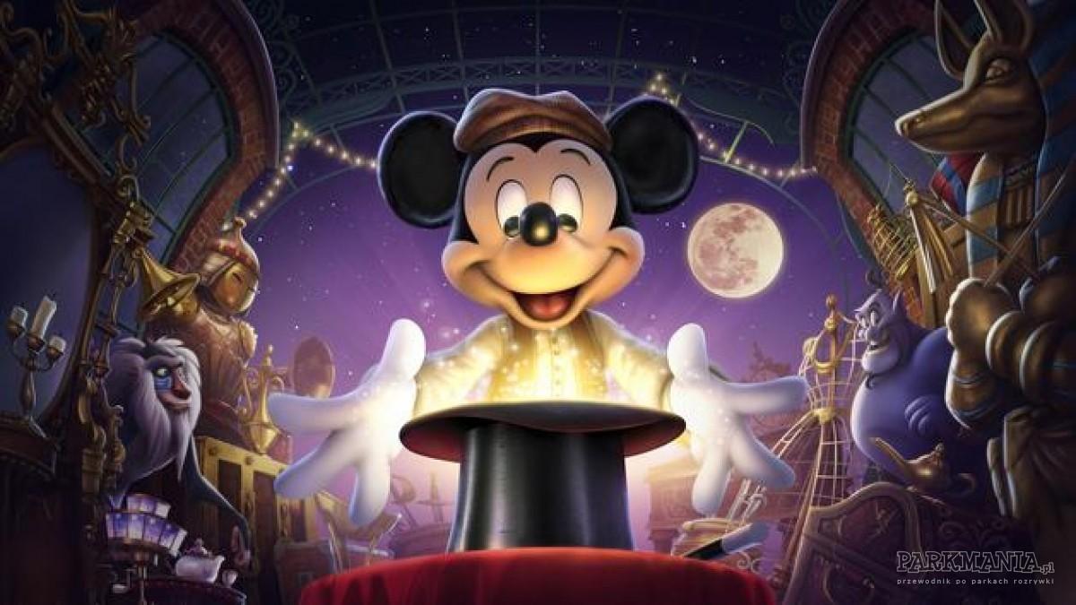 """[VIDEO] """"Mickey and the Magician"""" – obejrzyj koniecznie ten spektakl i daj się oczarować"""