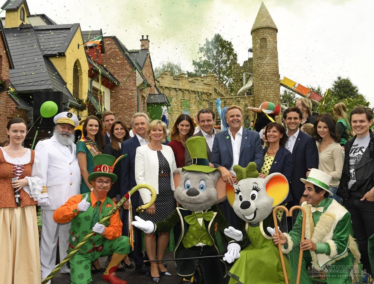 Irlandia – nowa strefa tematyczna w Europa-Parku