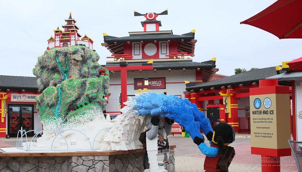 Zostań Ninja! To nie żart, to atrakcja w duńskim Legolandzie