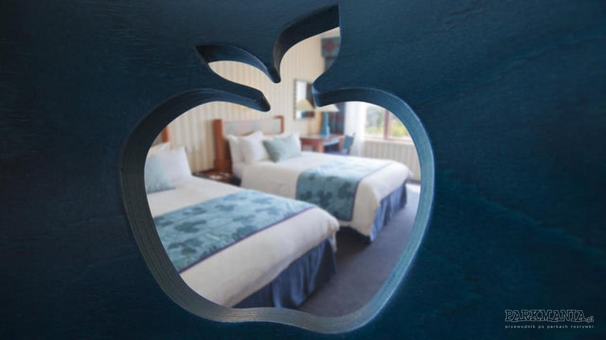 Luksus po amerykańsku - Hotel New York i Newport Bay Club w Disneylandzie