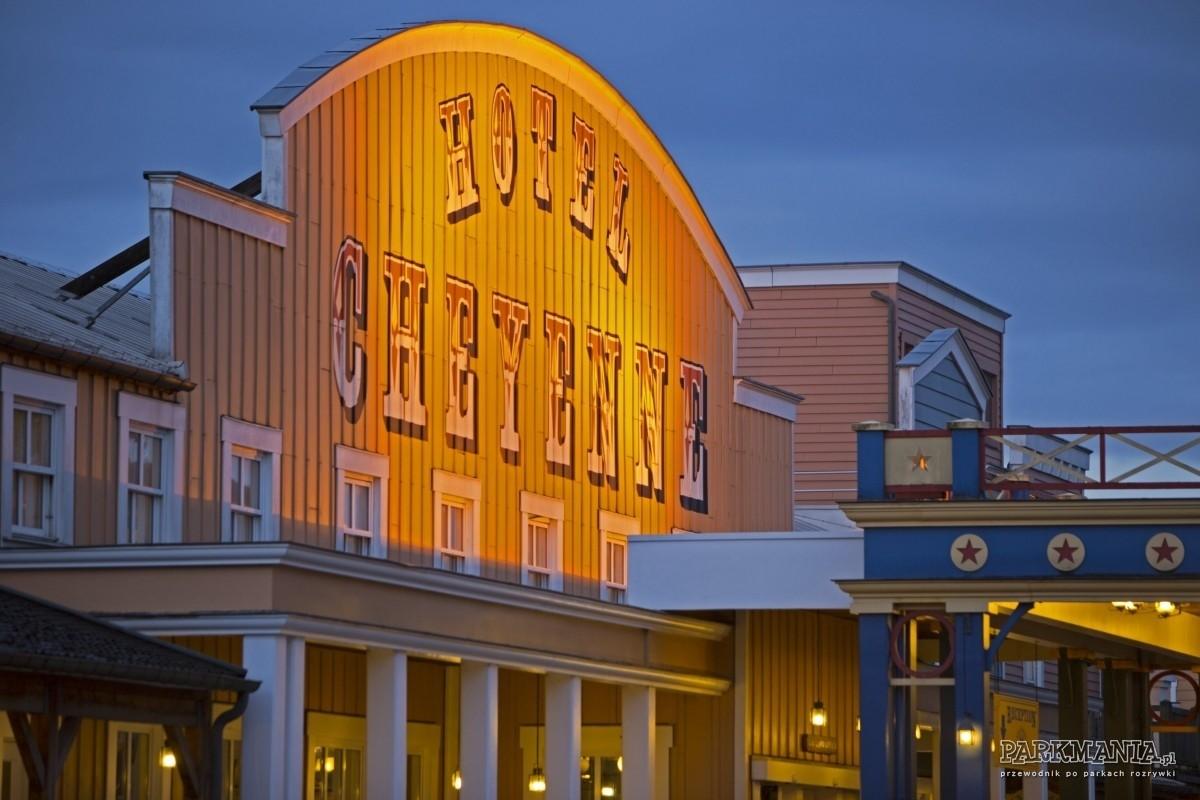 Hotele Santa Fe i Cheyenne – obieramy kurs na zachód USA