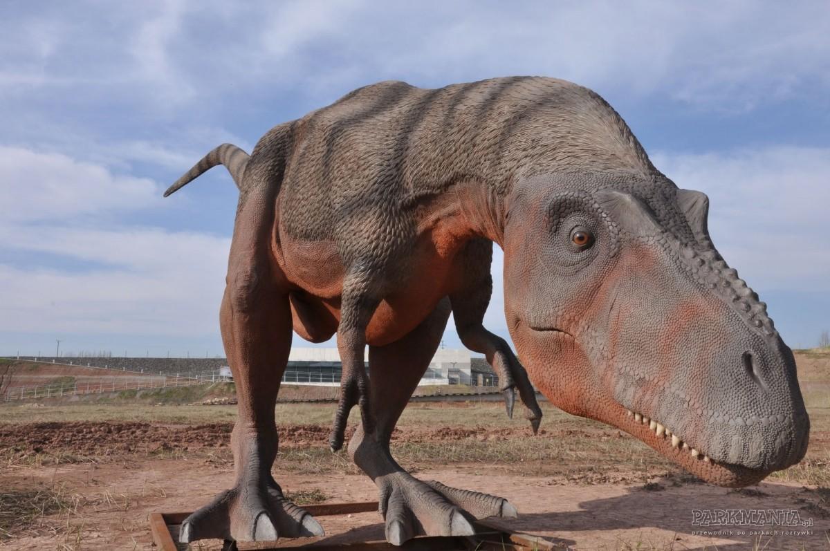 Dinozaury na targach we Wrocławiu