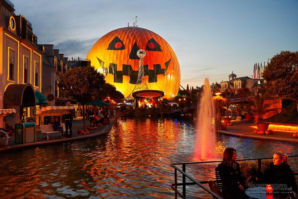 Halloweenowe atrakcje w europejskich parkach rozrywki