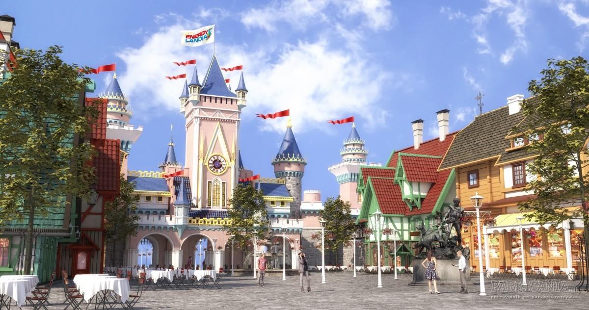 Energylandia to najszybciej rozwijający się polski park rozrywki