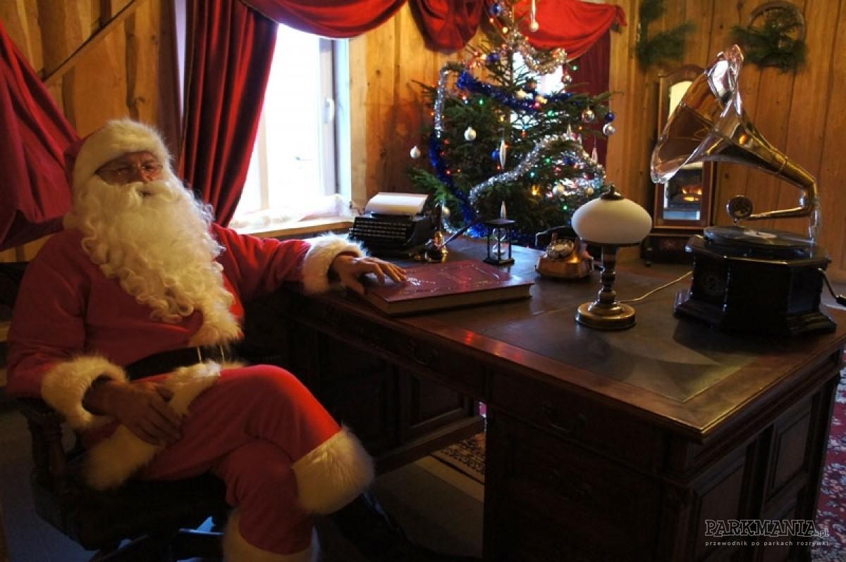 Parki Świętego Mikołaja z rabatem na bilety wstępu