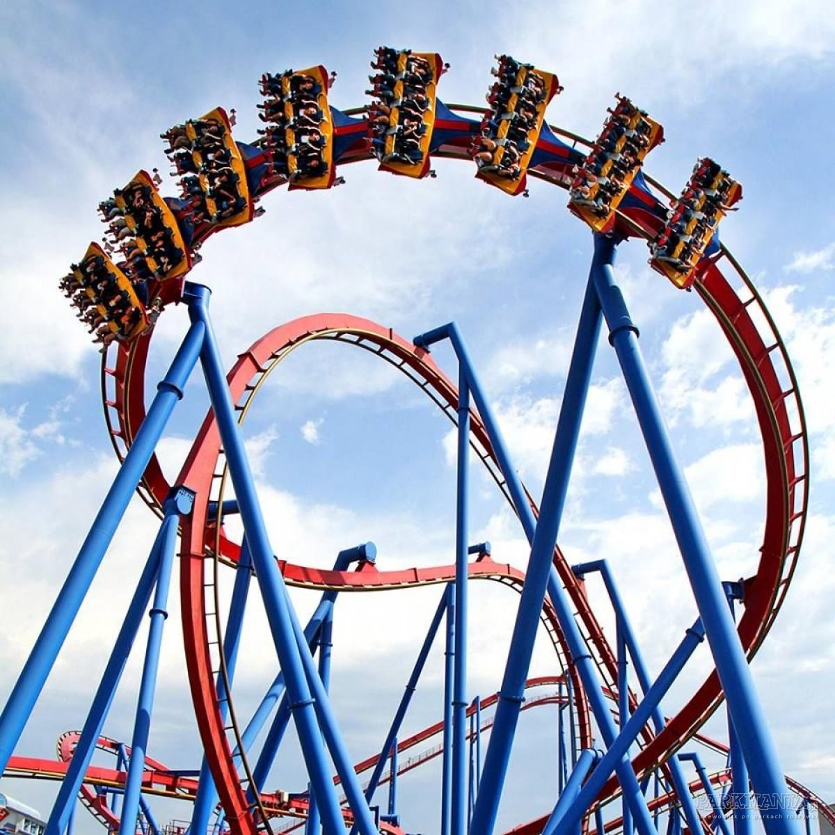 Skąd się biorą roller coastery? Czy można zbudować kolejkę we własnym ogrodzie?